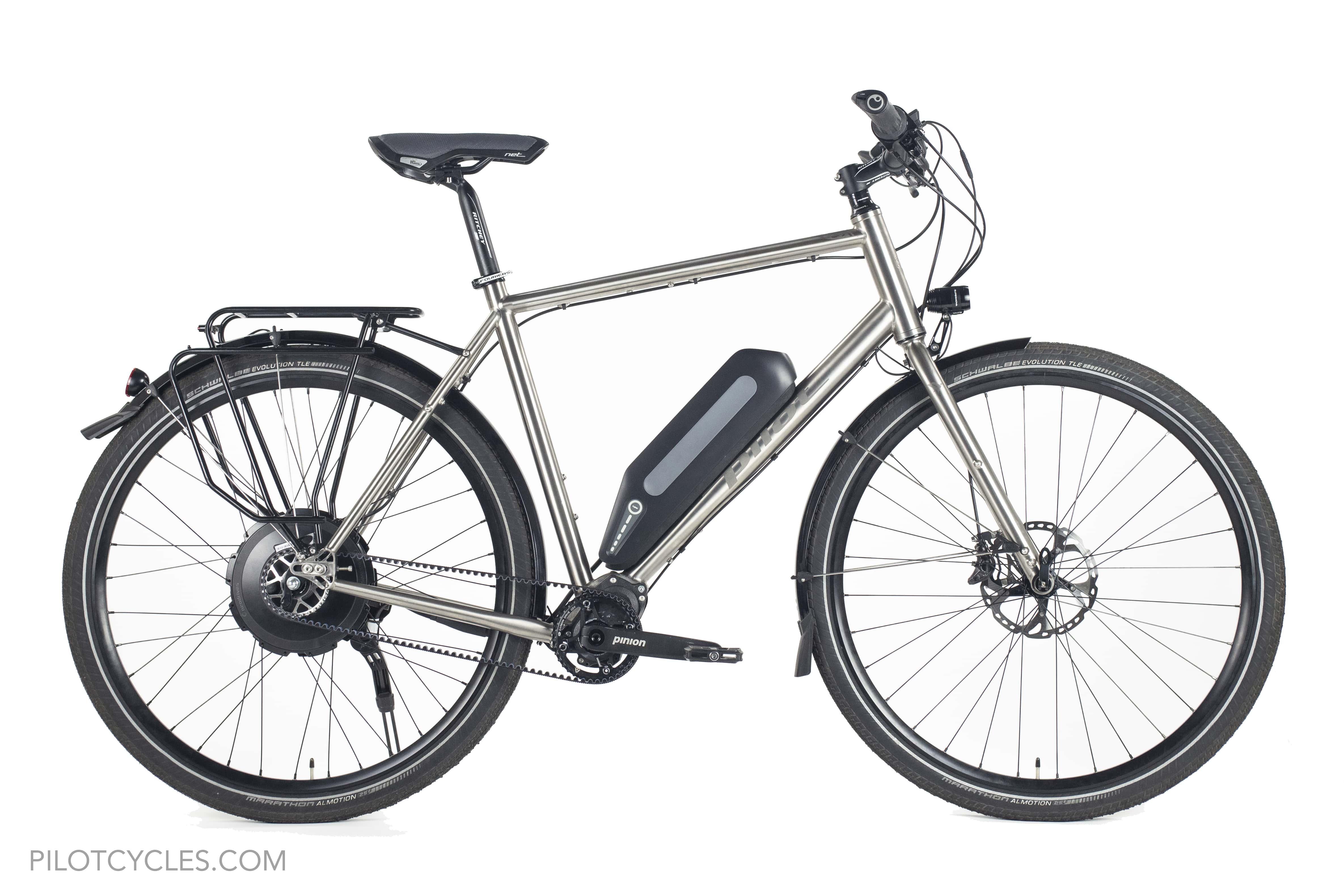 Vamos Pinion E-bike