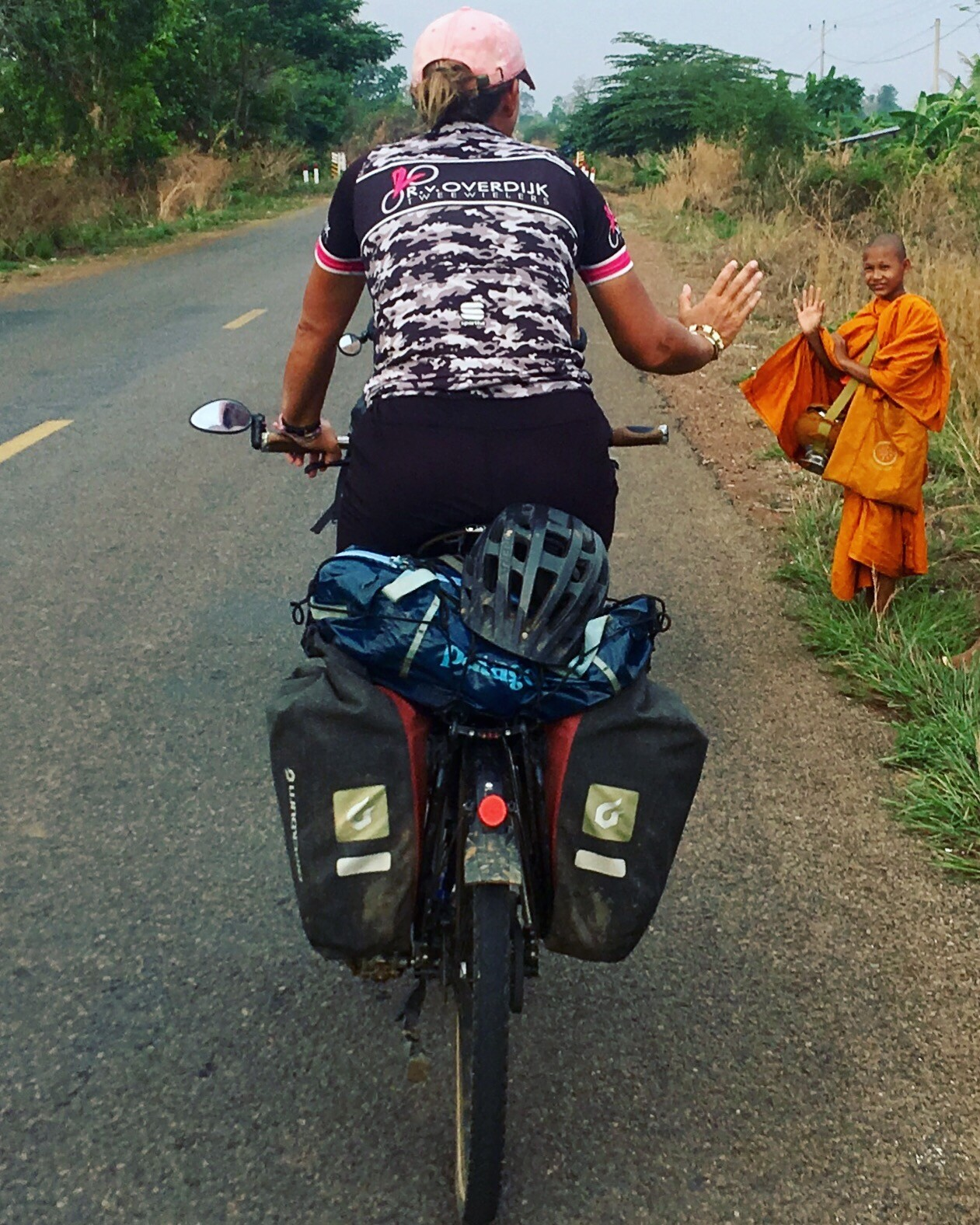 Woman in Phnum Tbeng Meanchey